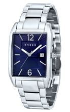Cross CR8001-33 Gotham Blue Silver