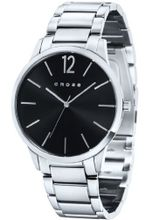 Cross CR8003-11 Franklin Black Silver
