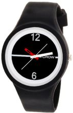 CROW Unisex CROWTO05 Toddy Black Strap