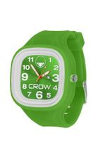 uCROW Watches Crow Lush Date Green
