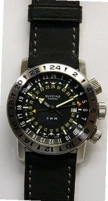 "Glycine Airman Double 24 09 ""Limited Edition"""