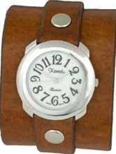 Ladies Brown Cuff - Genuine Leather