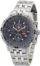 CX Swiss Military 1736 Airforce I - Black