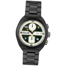 D&G Dolce & Gabbana DW0302 Song Collection Chronograph