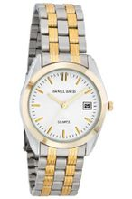 Daniel David Classic Two-tone Silver & Gold