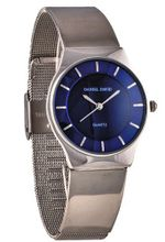 Daniel David DD10501 - Dress - Purple Dial & Mesh Metal Band