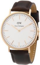 Daniel Wellington Bristol One Size Gold