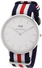 Daniel Wellington Classic Canterbury with Silver Ring