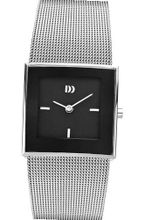 Danish Design by Tirtsah IV63Q973 Stainless Steel Black Dial Ladie's