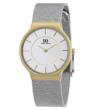 Danish Design Analogue Quartz Milanese Strap 3324249 Ladies
