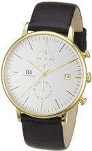 Danish Design Quartz 3310081 with Leather Strap
