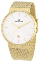 Danish Design Quartz 3310083 with Metal Strap