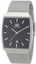 Danish Design Quartz 3314354 with Metal Strap