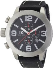 Danish Design Quartz 3314374 with Leather Strap