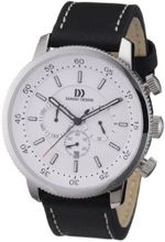 Danish Design Quartz 3314390 with Leather Strap