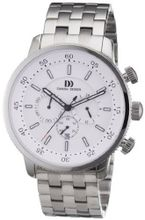Danish Design Quartz 3314392 with Metal Strap