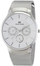 Danish Design Quartz 3314396 with Metal Strap