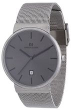 Danish Design Quartz 3314411 with Metal Strap