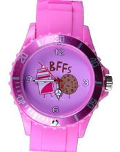 David & Goliath Pink BFF Novelty