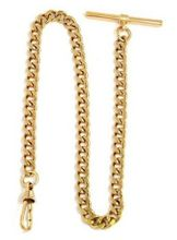 Desperado Yellow Pocket Chain with T bar