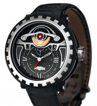 DeWitt Academia Blackstream Triple Complication GMT3
