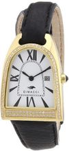 Dimacci Quartz Nicy Queen II 66114 with Leather Strap