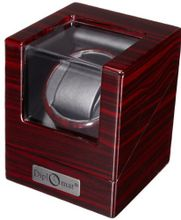 Diplomat 31-407 Ebony Wood Single Winder