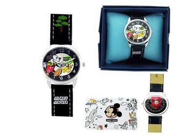 Mickey Mouse Collection Black Band New