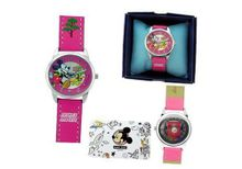 Mickey Mouse Collection Pink Band New