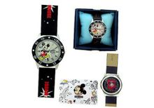 uDisney Interactive Studios Mickey Mouse Sporty Black Band Collection