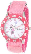 "Disney Girls' W000025 Minnie Mouse ""Time Teacher"""