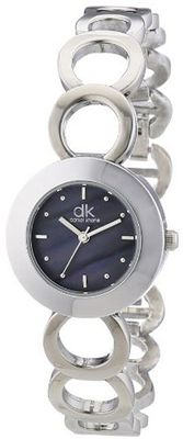 dk Quartz Woman DKLA-90241-24M with Metal Strap