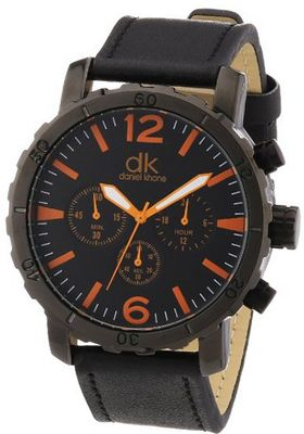 dk Quartz Young Man DKGA-90561-22L with Leather Strap