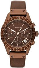 DKNY 3-Hand Chronograph with Date #NY8654