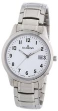Dugena Classic Gents Quartz With Metal Strap 4460317