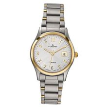 Dugena Classic Ladies Quartz With Metal Strap 4460333