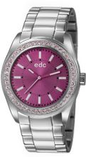 edc by Esprit Disco Glam Steel Casual With crystals