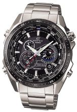 CASIO EDIFICE Chronograph Solar model EQS-500DB-1A1JF