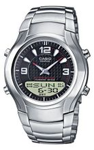 Casio Edifice Efa-112d-1avef ´s Black