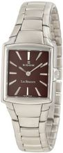 Edox 28126 3 BRIN Les Bemonts Rectangular Ultra Slim