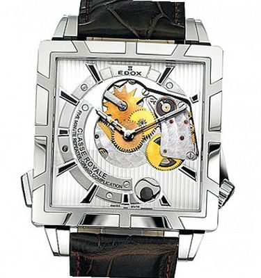 Edox High Elegance Classe Royale 5 Minute Repeater