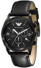 Armani Sport Collection Chronograph Black Dial #AR5904