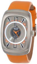 EOS New York 110SORG Speaker Orange Leather Strap