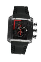 Big Block with Black Dial and Hand