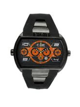 Dash XXL with Black Case and Black / Orange Dial