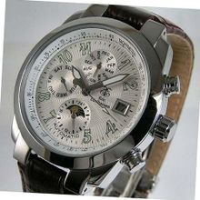 "Eric Edelhausen, ""Ganymede"" Automatic with Full Calendar"