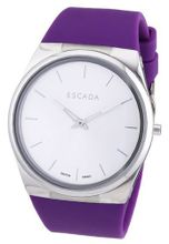 Escada Quartz ELLEN E2330071 with Rubber Strap