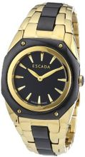 Escada Quartz NAOMI E2505042 with Metal Strap