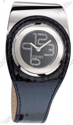 Esprit timewear Hot Button Black