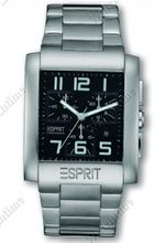 Esprit timewear seasonal collection - assorted Admiral Black Metal Chrono